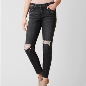 BKE Legacy Women's The Skinny Distressed Jeans